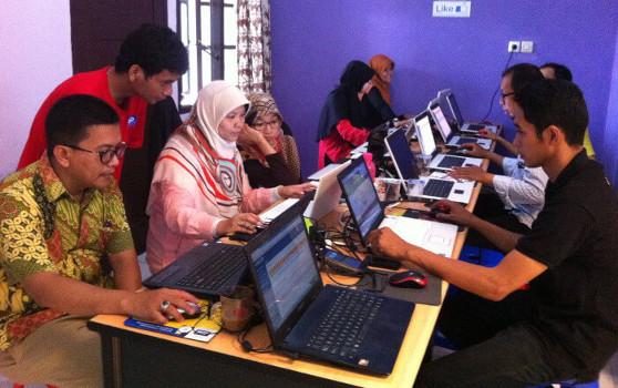 Kampung Teknologi Foundation untuk Memperkenalkan Teknologi ke Masyarakat