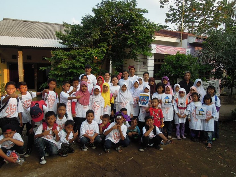 KAMPUNG TEKNOLOGI FOUNDATION: KURANGI KESENJANGAN DIGITAL BAGI MASYARAKAT INDONESIA